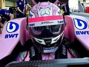 Así serán los cascos para la siguiente temporada de la F1