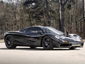 A la venta un McLaren F1 con solo 2,800 millas