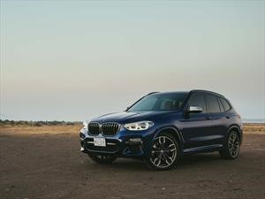 Manejamos la BMW X3 2018