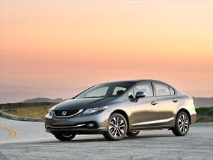 Honda Civic es el auto compacto más vendido en EUA