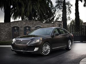 Hyundai Equus 2014 debuta