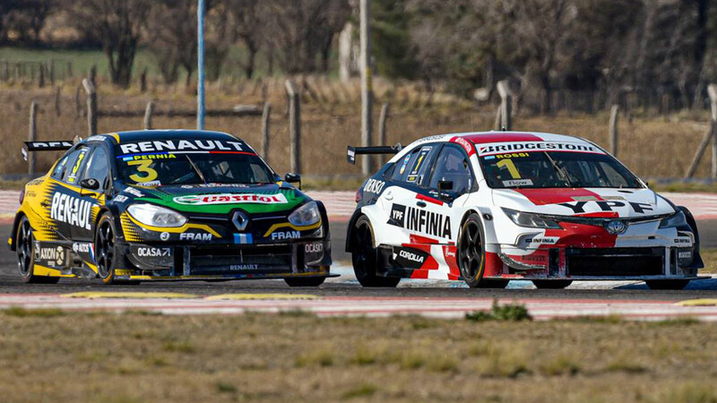 STC2000 2021 Matías Rossi y Toyota ganaron en La Pampa y volvieron a la punta del Campeonato