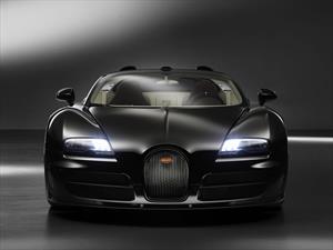 """Bugatti Veyron Legend """"Jean Bugatti"""" debuta"""