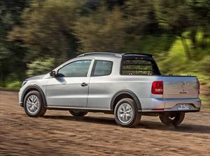 Volkswagen Saveiro 2017: El facelift de la generación actual