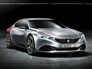 Peugeot Exalt Concept, la más reciente obra de los franceses