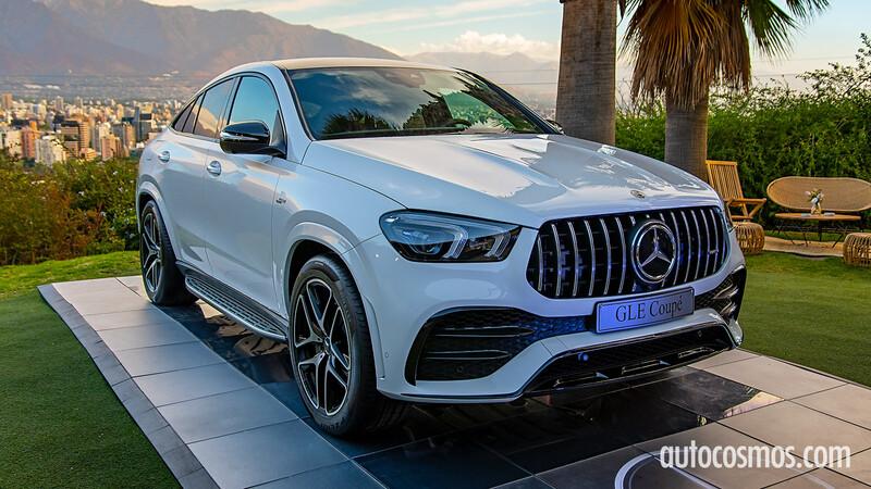 Mercedes Benz presenta la segunda generación del GLE Coupé en Chile