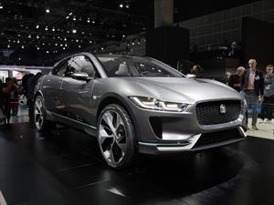 Jaguar I-Pace Concept, el gran felino se electrifica