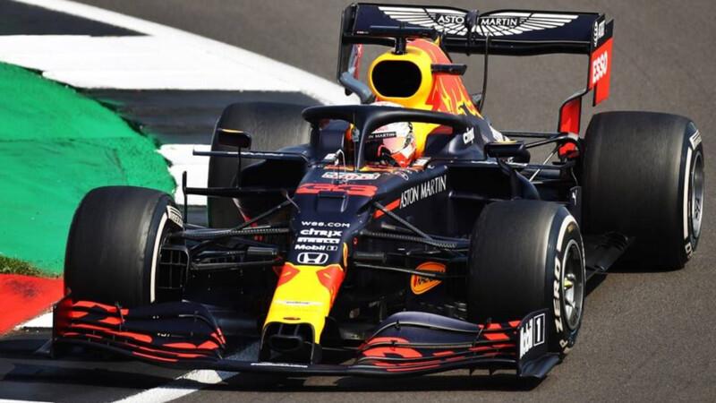 F1 2020: Verstappen trae aire fresco en Silverstone
