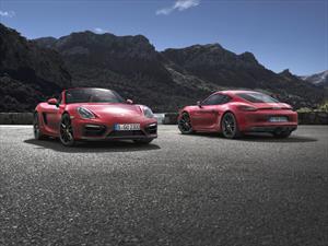 Porsche Boxster y Cayman, los preferidos en Colombia