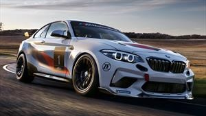 BMW M2 CS Racing, un auto de competición sin concesiones