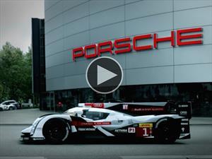 Video: Audi le dá la bienvenida y desafía a Porsche en su vuelta a Le Mans
