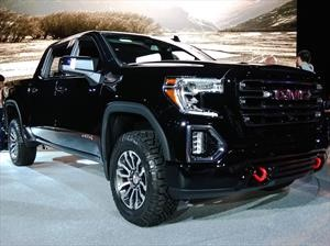 GMC Sierra AT4 2019 debuta