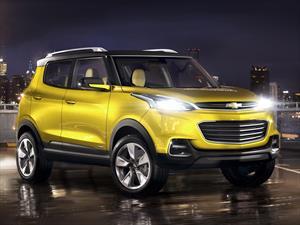 Chevrolet Adra Concept, un indio con moño