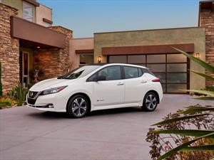 Nissan LEAF E-Plus, ¿el rival del Tesla Model 3?