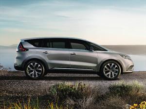 Renault Espace quiere dejar de ser una minivan