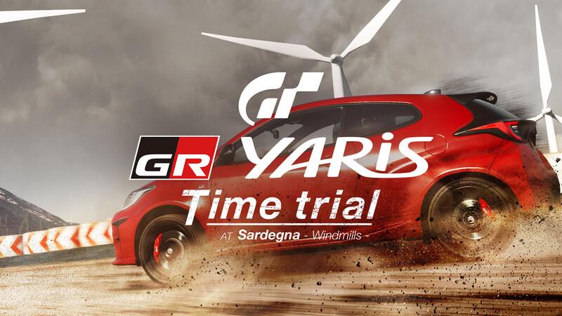Toyota GR Yaris disponible para probarlo... en el mundo virtual