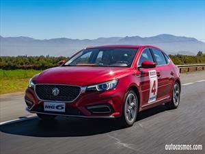 MG6 2019 en Chile, un verdadero acierto
