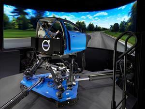 Volvo utiliza el simulador de chasis más avanzado del mundo
