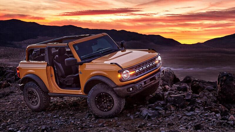 Ford integra rutas para aventureros en los navegadores de sus nuevos autos