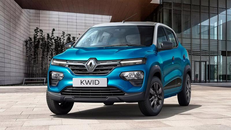 Renault Kwid, la renovación que vendría a Argentina