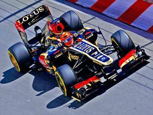 EMC es el nuevo socio estratégico del Equipo Lotus F1