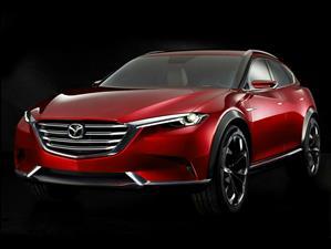 Mazda Koeru Concept, ¿el futuro CX-7?