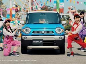 Venta de Kei Cars caen en Japón