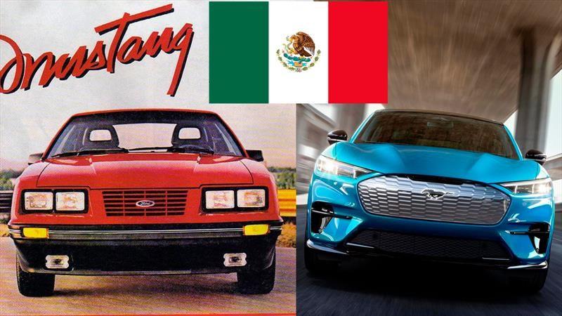 Después de 36 años, el Ford Mustang vuelve a fabricarse en México