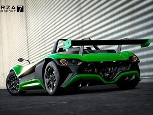 Vuhl 05RR ya está disponible Forza Motorsport 7