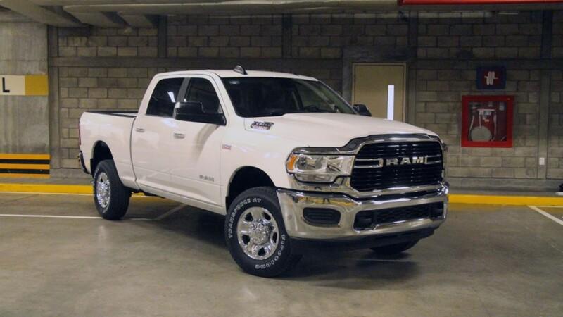 RAM 2500 2022 llega a México, mismo poder, pero con nuevos acabados Bighorn y Night Edition