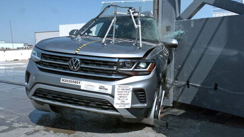 Volkswagen Teramont es reconocido por el alto nivel de seguridad que ofrece a sus pasajeros