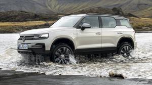 Volkswagen prepara un todoterreno eléctrico para atacar el segmento Premium