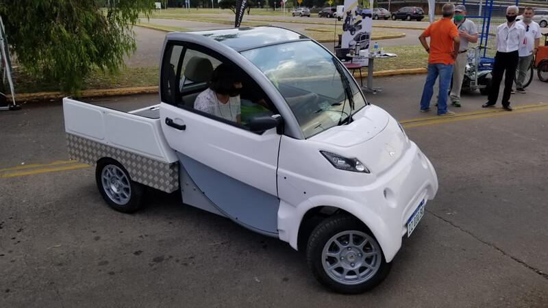 Sero Electric anticipa dos nuevos modelos 100% eléctricos en Argentina