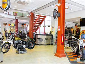 Harley-Davidson inaugura tienda ícono en Santiago