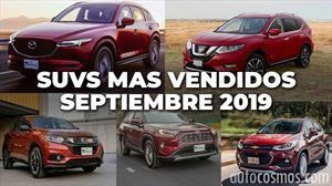 Las 10 camionetas más vendidas en septiembre 2019