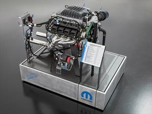Mopar HEMI 426 Hellephant es el V8 de los 1,000 caballos