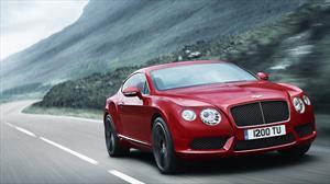 Bentley Continental GT V8 2012: Lujo y economía se unen