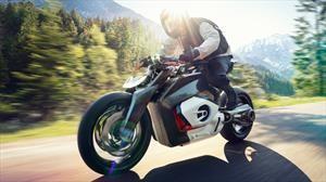 BMW Motorrad Vision DC Roadster, el futuro es eléctrico