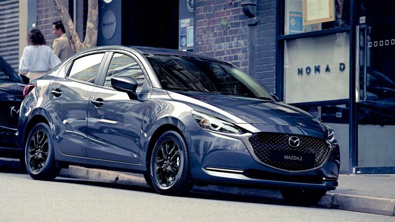 Mazda2, abanderado de la seguridad