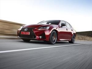 Lexus GS F 2016: deportividad nipona