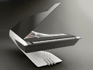 Peugeot Design Lab sorprende con un piano vanguardista