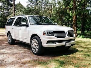 Lincoln Navigator 2015: Prueba de manejo