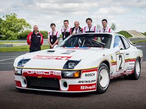 Porsche Classic restaura un 924 Carrera GTP 1980 de las 24 horas de las 24 Horas de Le Mans