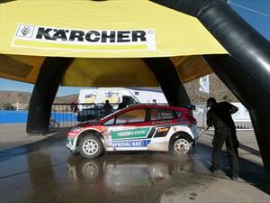 Kärcher será el encargado de lavar los vehículos del Rally Argentino