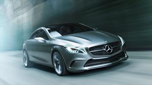 Mercedes-Benz Style Coupe Concept debuta en Beijing 2012