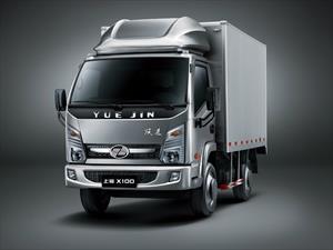 Nuevos camiones Yuejin-Naveco llegan a Colombia