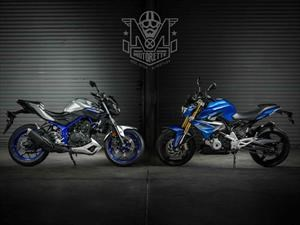 BMW G 310 R vs Yamaha MT-03: similares pero no iguales