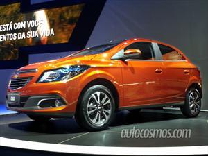 Chevrolet Onix se presenta en el Salón de San Pablo