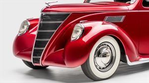 Los 10 mejores autos en la colección del vocalista de Metallica