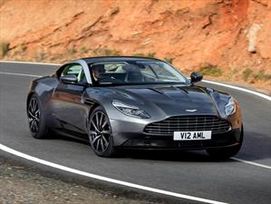 Aston Martin DB11, un hermoso coupé con 600 hp